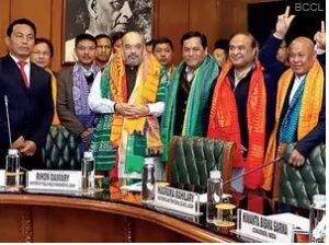 Signing of Bodo Peace Accord a Calculated Move by BJP to Stay in Power?