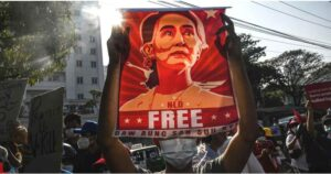 Suu Kyi To Appear In Court On 24 May